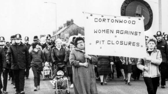 Women Against Pit Closures