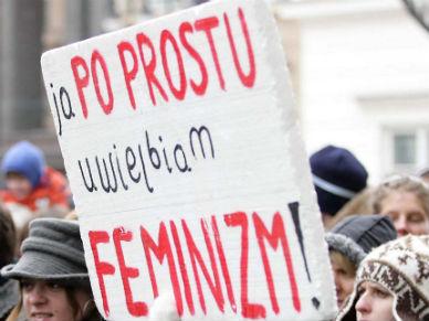 uwielbiam feminizm