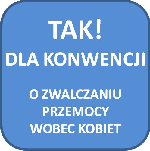 TAK dla Konwencji_logo
