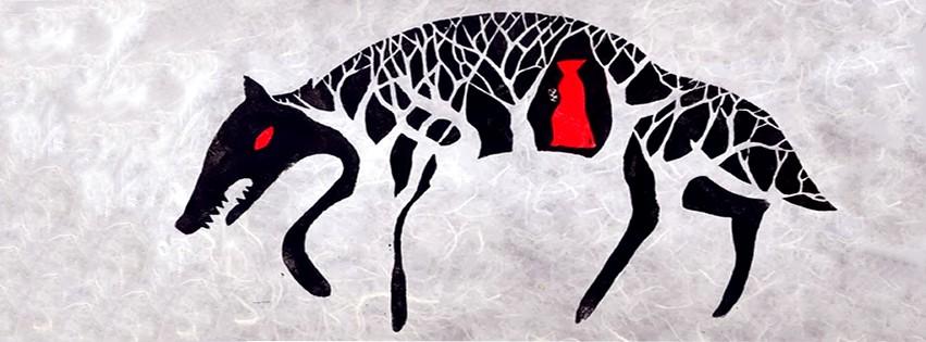kobieta w baśniowym lesie