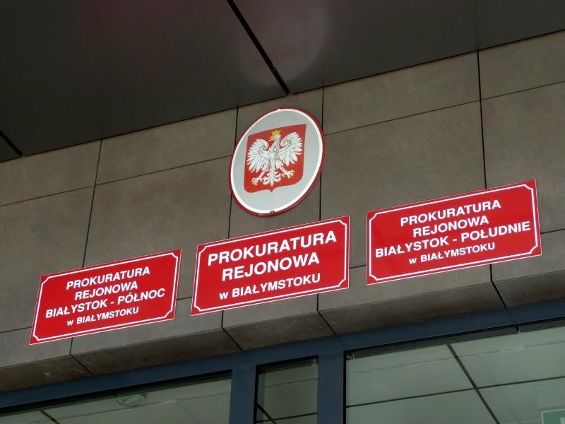 Prokuratura rejonowa Białystok - Północ