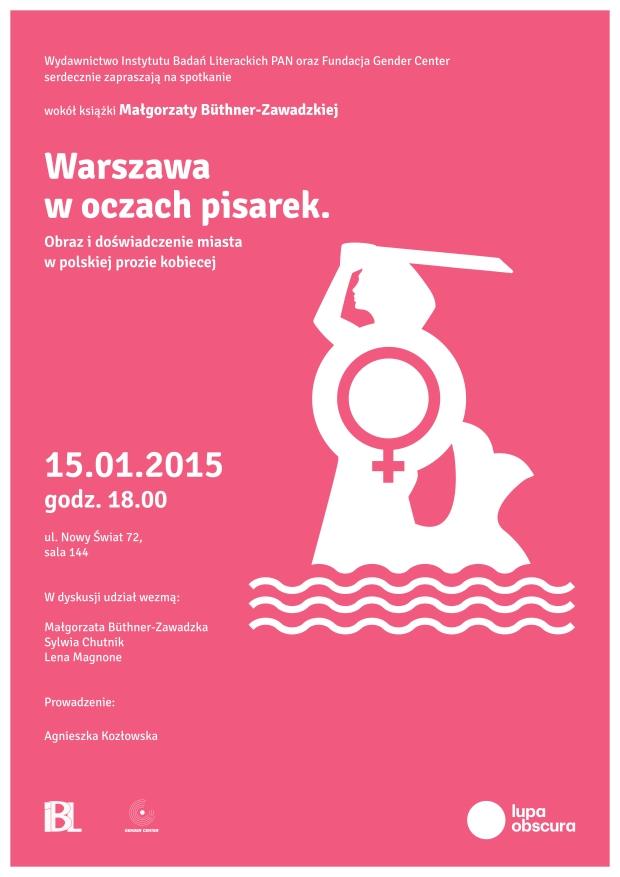 Warszawa w oczach pisarek