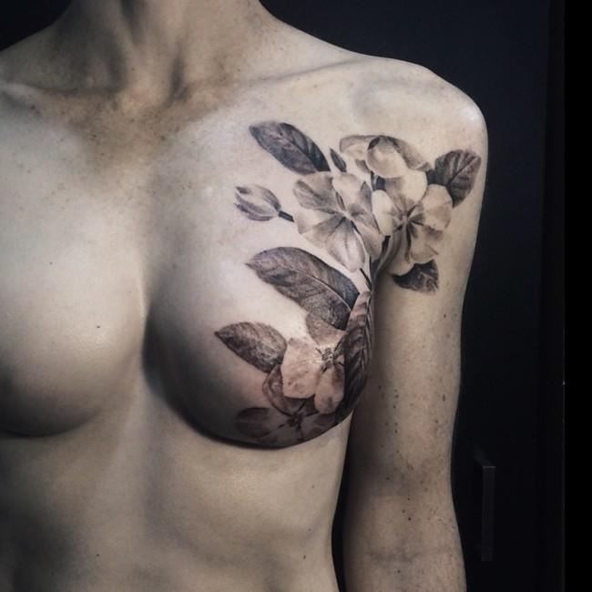 Zamienić Blizny W Piękne Tatuaże Fundacja Feminoteka