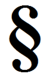 Paragraf_-_symbol