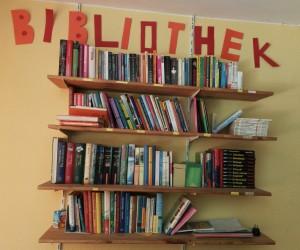 Biblioteczka u ZimtZicken