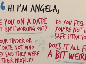 to Tinder - strona z przyłączami prawie randkowy etap