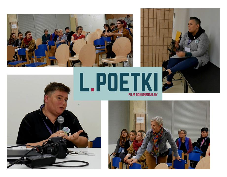 L.Poetki, kolaż, fot. Monika Rak