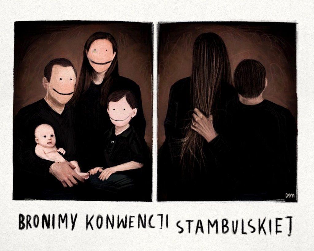 Autorka grafiki: Matylda Damięcka